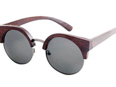 Bewoodz ® Holz Sonnenbrille 'Lausanne'