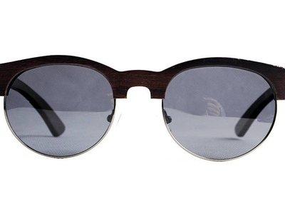 Bewoodz ® Holz Sonnenbrille 'Berlin'