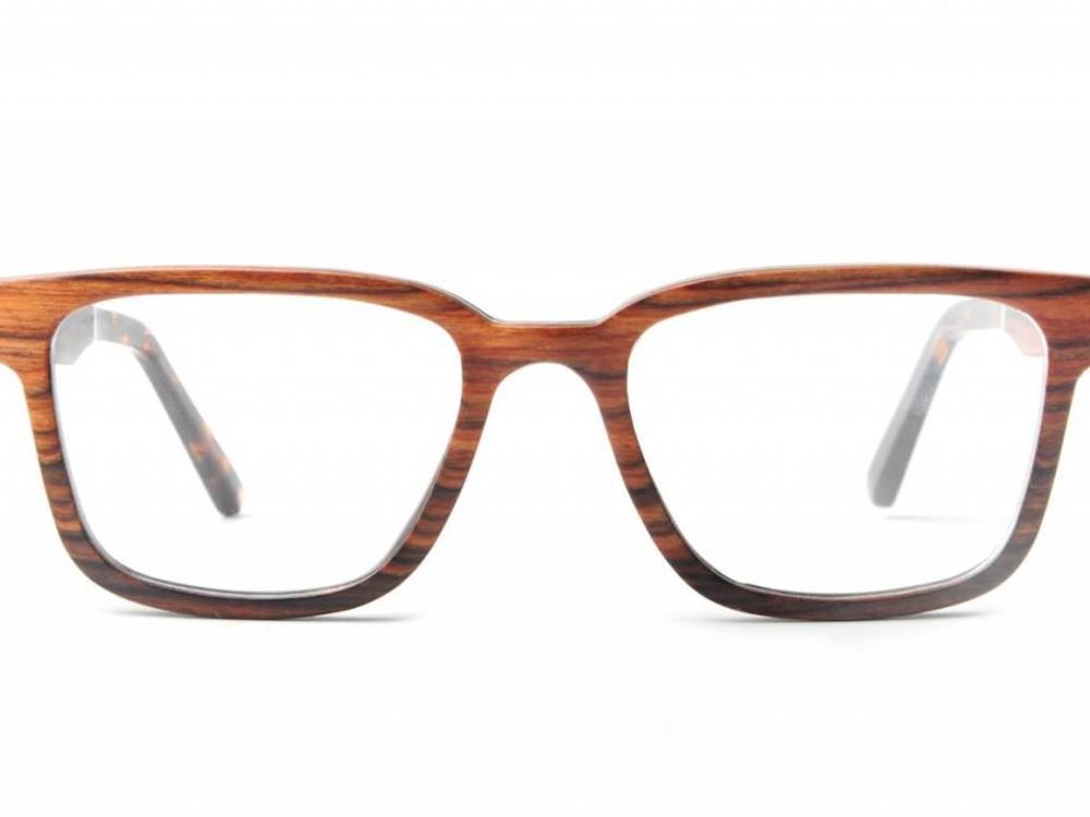 Bewoodz ® Holzbrille 'Salzburg'