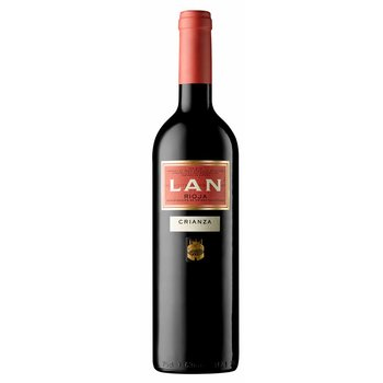LAN maandwijn Rioja Crianza