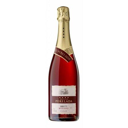 Perelada Cava Brut Rosado - Wijn van de maand