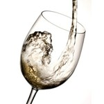 Zachte droge witte wijn