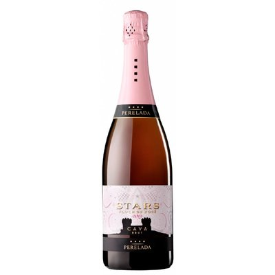 Cava Stars Brut Touch of Rosé