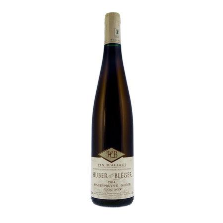 Huber & Bleger Pinot Noir St-Hippolyte Rouge