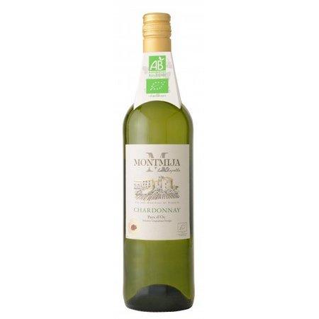 Montmija Biologische Chardonnay - Wijn van de maand