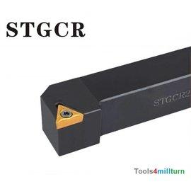 Drehmeißel zum Außendrehen STGCR 1616 H11