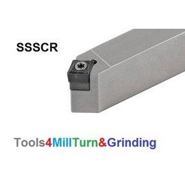 Drehmeißel zum Außendrehen SSSCR 2020 K12