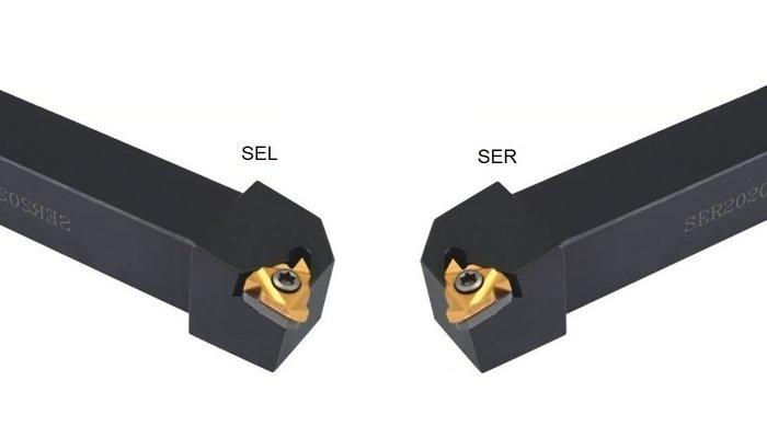 Klemmhalter SER/L