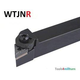 Drehmeißel zum Außendrehen WTJNR 1616 H16