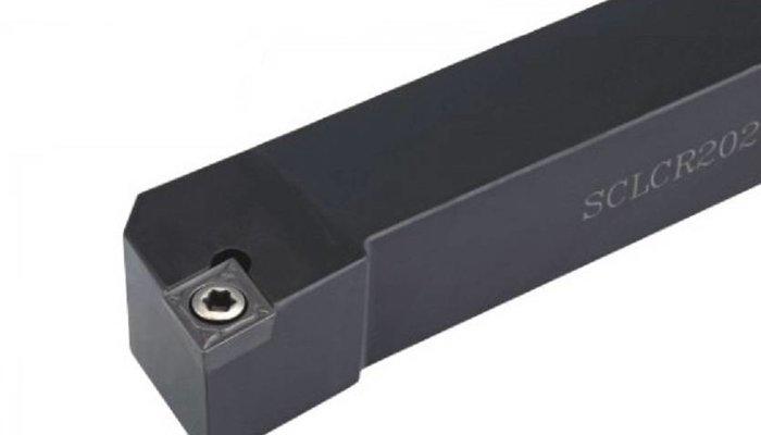 Drehmeißel zum Außendrehen SCLCR 2525 M09