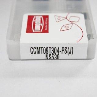 CCMT 09T304-PS NS530 TUNGALOY