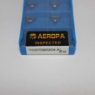 TCGT 090204-AL K10 AERO