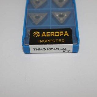 TNMG 160408-AL K10 AERO
