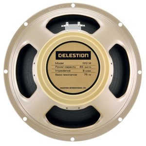 Box of Doom speakerkit | Celestion G12M-65 Creamback