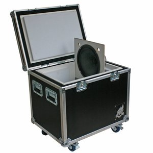 Box of Doom Isolation Cabinet standard | goosenecks - Celestion G12M