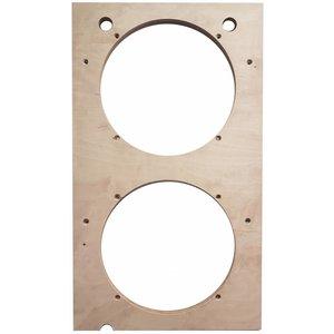Box of Doom Baffle plate | 2x Ø282 mm | Celestion Standard | XL