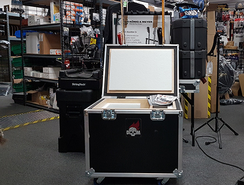 Tour Supply: Box of Doom distributor