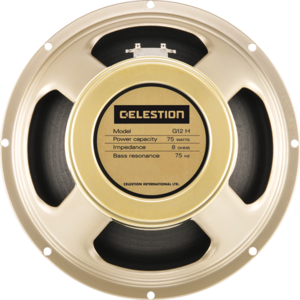 Box of Doom Box of Doom speaker kit | Celestion G12H Creamback 75