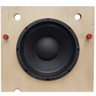 Speaker kits for bass guitar
