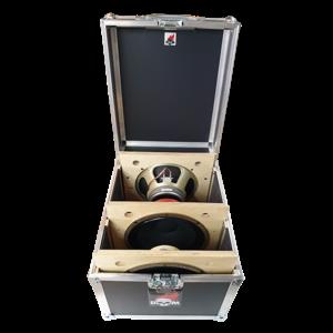 Box of Doom speakerkit | carrier case for three speakerkits