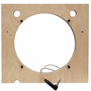 Box of Doom Baffle plate | no speaker | with cable and bolts