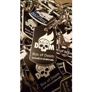 Box of Doom Key ring