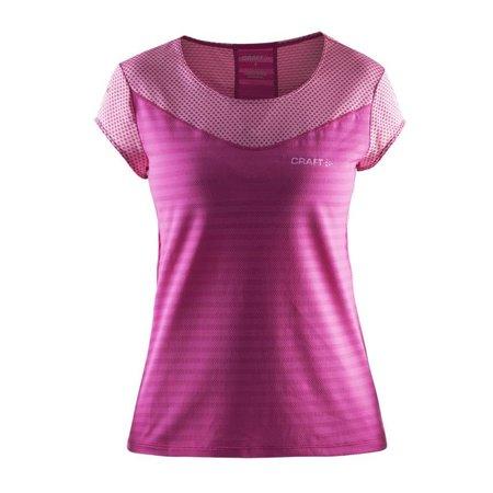 Craft Women's Running Shirt Pure Cool Tee WMN Pink