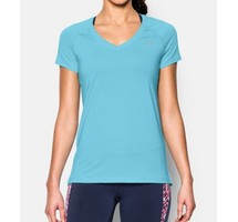 Under Armour Dames hardloopshirt korte mouw