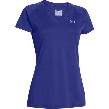 Under Armour Women's Running Shirt Tech SS Tee
