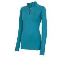 Pure Lime Women's Running shirt long sleeve