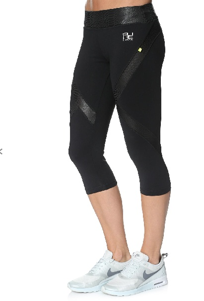 Capri Sportlegging.Pure Lime Power Legging Capri See The Hottest Range Of Sportswear