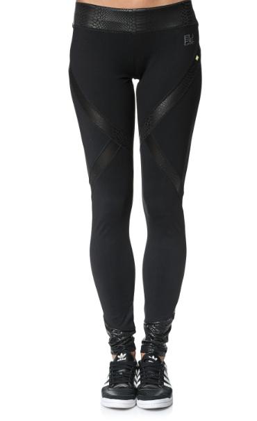 Dames Sportlegging.Pure Lime Power Legging Meest Hippe Sportkleding Voor Vrouwen