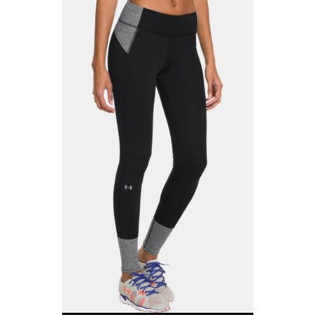 Under Armour Ladies running shorts Reflective Storm Heather Tights
