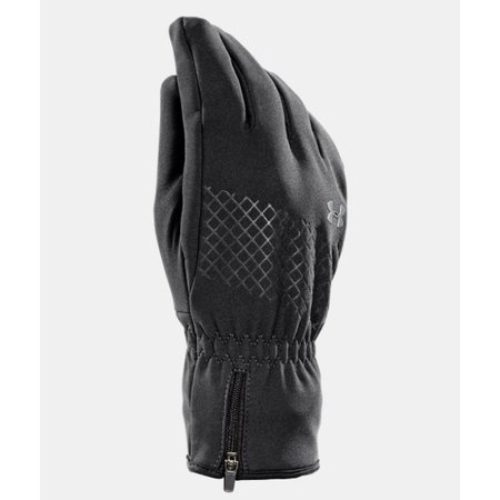 Under Armour Dames hardloophandschoenen Touchscreen Storm ColdGear® Infrarood Stealth Glove