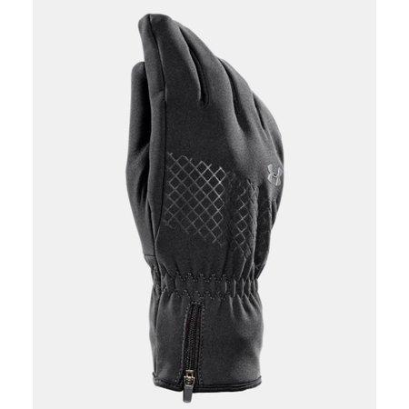 Under Armour Ladies Running gloves touchscreen Storm ColdGear® Infrared Stealth Glove