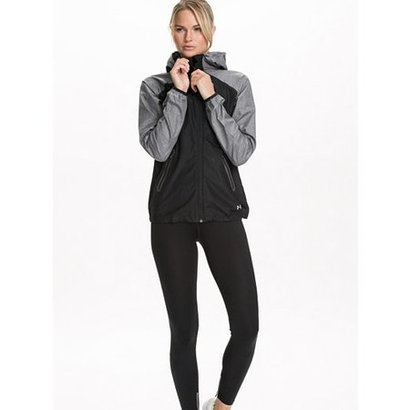 Under Armour Ladies running jacket Qualifier Woven Jacket black