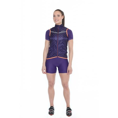 Craft Ladies Bicycle Jack Feather Light Vest