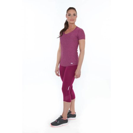 Under Armour Ladies Hardlloopbroek Fly By Compression Capri