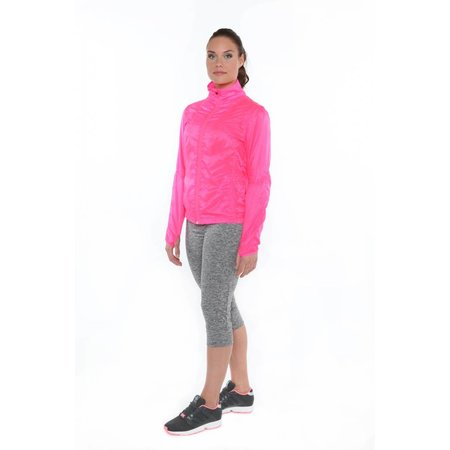 Pure Lime Ladies sport jacket Ultralite Jacket