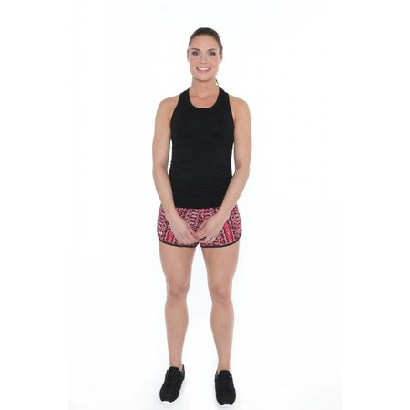 Under Armour Ladies short running shorts Printed Perfect Pace Short