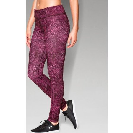 Under Armour Dames Hardlloopbroek Studio Printed Legging roze