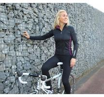 Zero RH+ Combi: Bicycle Jack windbreaker + Cycling Shorts