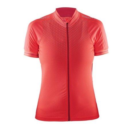 Craft Dames Fietsshirt dames Glow Jersey oranje