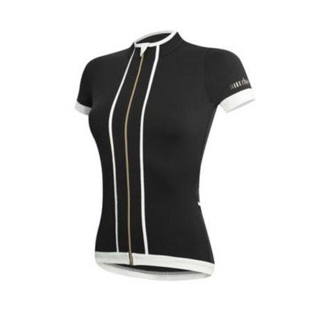 Zero RH+ Ladies Cycling Shirt Ladies Sancy W Jersey black
