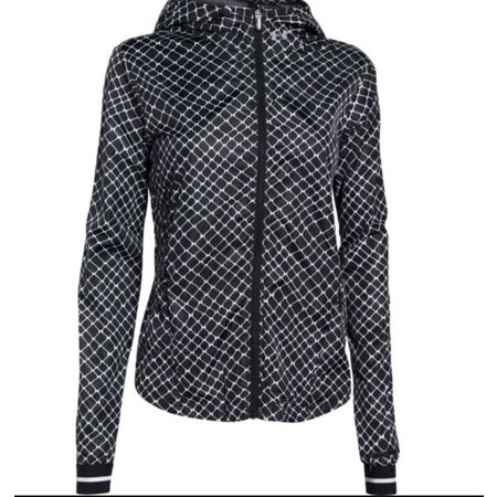Under Armour Dames hardloopjack Storm Layered Up Printed jack - Copy