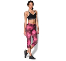 Under Armour Ladies running shorts capri - Copy