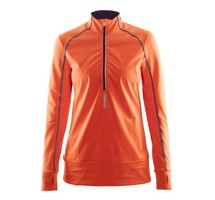 Craft Dames hardloopshirt windstopper