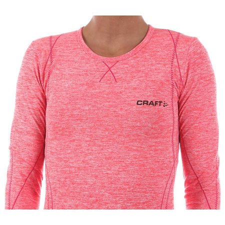 Craft Dames Thermoshirt active comfort roze