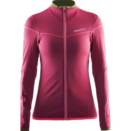 Craft Ladies Cycling Shirt ladies Glow Jersey pink - Copy