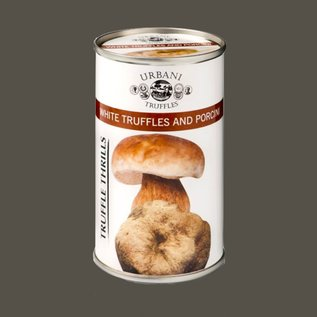 Porcini met witte truffel sauce